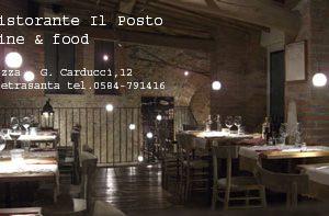 Ristorante Il Posto wine & food